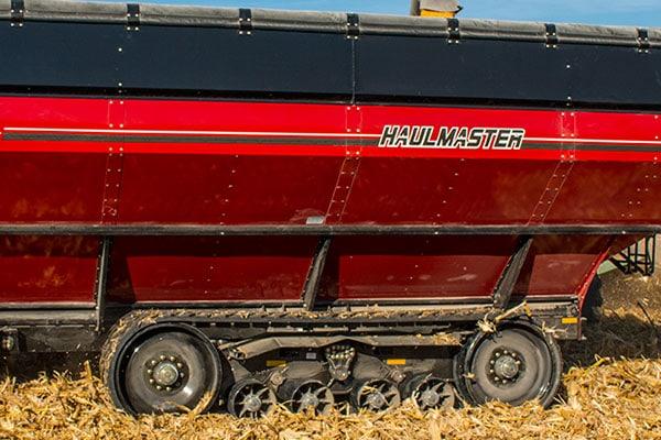 Tracked Grain Cart